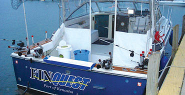 Charter Fishing Boat Finquest