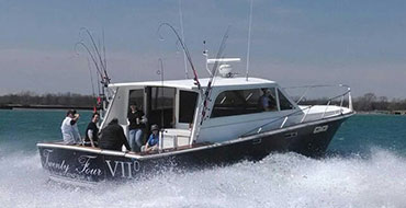 Charter Fishing Boat Twenty Four VII