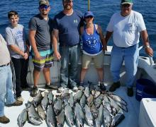 Fishing with Kenosha Charter Boat Association is fun for all!
