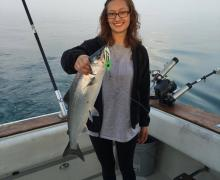 Fishing with Kenosha Charter Boat Association