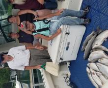 Fishing in Kenosha is fun for everyone!