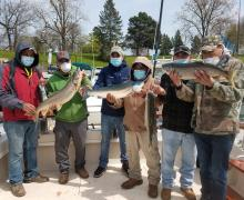 Find the REAL Fresh Fish with Kenosha Charter Boats